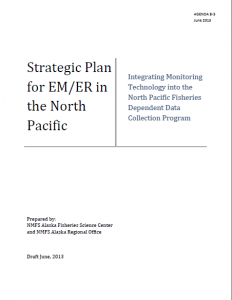 EM Strategic Plan North Pacific