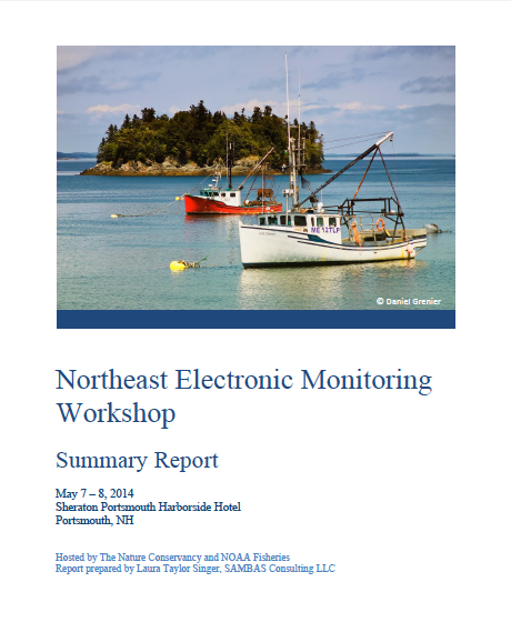 Northeast Electronic Monitoring Workshop: Summary Report
